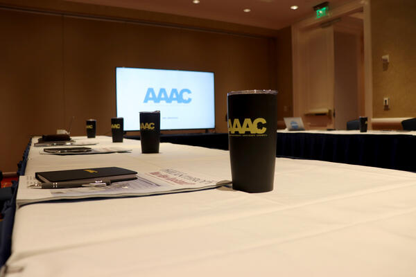 AAAC Meeting Setup