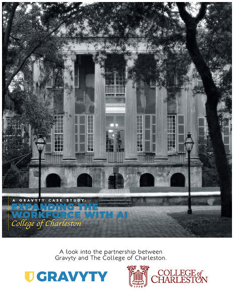 College Of Charleston Case Study