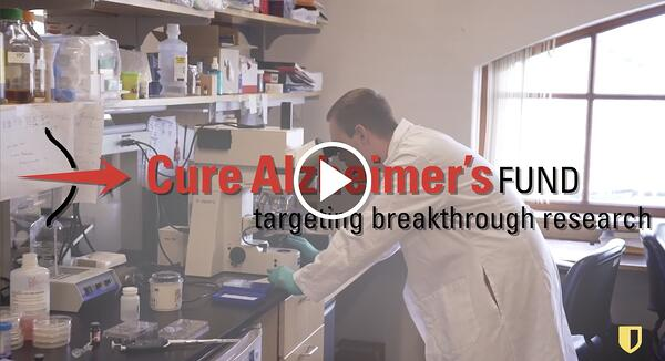 Cure Alzheimer's Fund Case Study Video