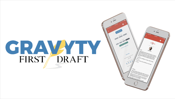 Gravyty First Draft: Assistive AI for Fundraiser Enablement