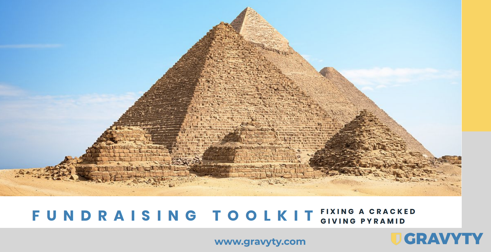 Fundraising Toolkit: Fixing a Cracked Giving Pyramid