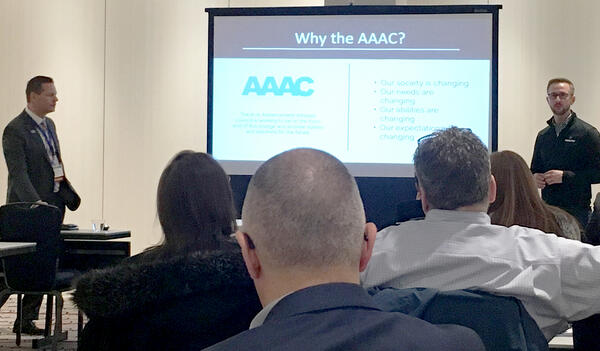Why The AAAC?