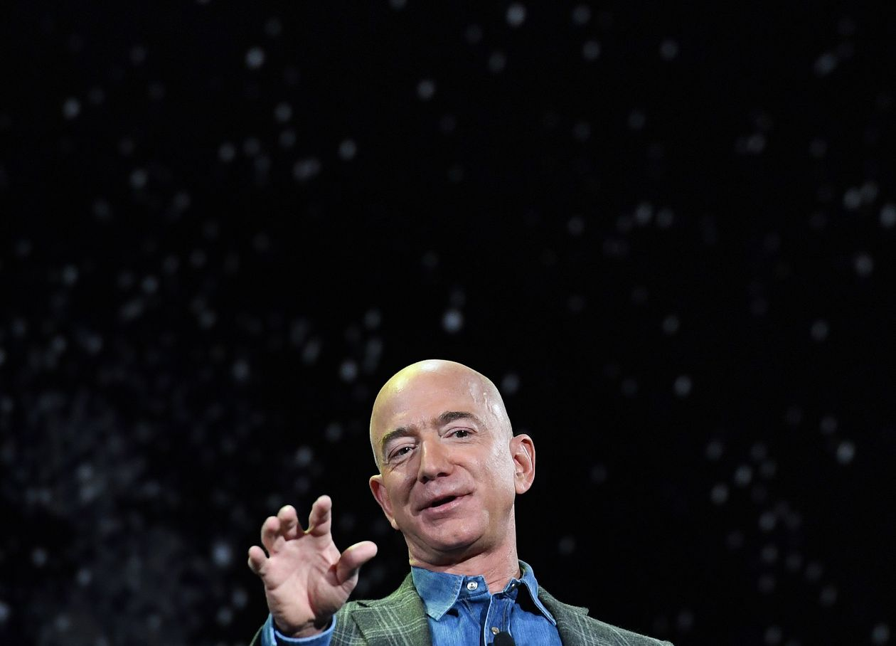 How Jeff Bezos' Philanthropy Could Provide a 'Halo Effect' for Amazon