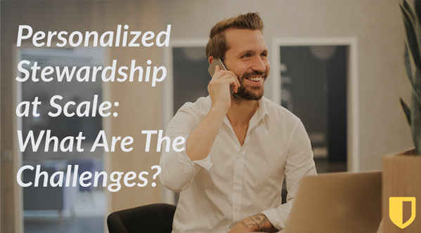 Personalized Stewardship at Scale: What Are The Challenges?